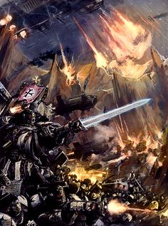Warhammer 40K Tumblr Database