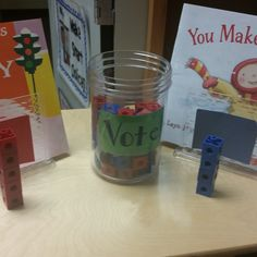 A way to incorporate voting into the classroom. Allow students to vote on…