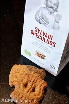 Cookies de Belgique sans gluten
