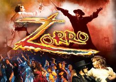 Zorro - Folie Bergeres, Paris 2010.02.06.
