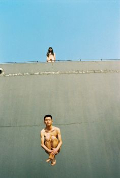 UNTITLED © Ren Hang - L'insensé Photo Chine #photographie #china