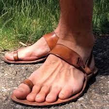 Výsledek obrázku pro barefoot sandály ručně