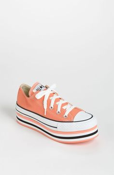 Chuck Taylor® Platform Sneaker (Women) available at Nordstrom