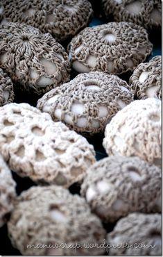 Crochet Stones Inspiration ❥ 4U // hf