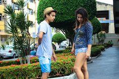 Blog do Filme Namoro Adolescente: Atores paulistas Arjuna Rodriguez e Mauyimi Rodrig...