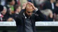 """Spanische Presse stichelt gegen die Bayern: """"PEP WIRD NERVÖS!"""" http://www.bild.de/sport/fussball/josep-guardiola/spanien-presse-stichelt-gegen-bayern-40769076.bild.html"""