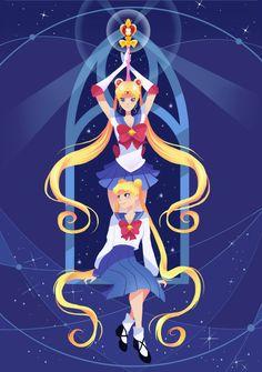 Sailor Moon by slieni.deviantart.com on @DeviantArt