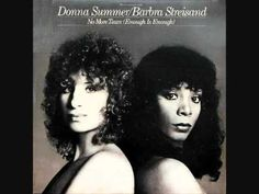 Donna Summer and Barbra Streisand - No More Tears (Enough is Enough) Extended Version