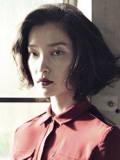 Du Juan, Chinese Model  @ Vogue China