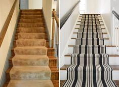 How To Install A Stair Runner Yourself! | Young House Love