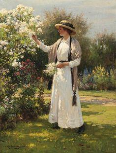 William Kay - Summertime, 1914
