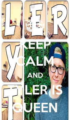 The truth and I am in love with Tyler and if your are too repin this