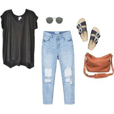 """""""Untitled #600"""" by sydneydeleonofficial on Polyvore"""
