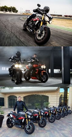Triumph Motorcycles may unveil the new speed triple R and S models at the Delhi Auto Expo that will be held in Video inside Tiger 1050, Triumph Speed Triple, February 2016, Triumph Motorcycles, Bike Stuff, S Models, Bikers, Bowie, Bugatti