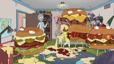 Rick and Morty Star in the Least Appetizing Hardee's/Carl's Jr…