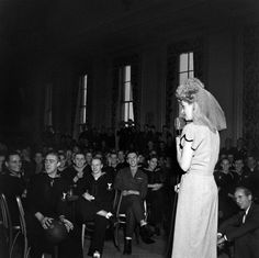 Lucille Ball performs at one of the gala balls during FDR's birthday