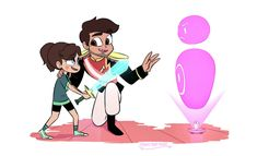 A good training from his father. That looks pretty interesting Best Cartoons Ever, Cool Cartoons, Starco Comics, Star E Marco, Un Book, Butterfly Kids, Downtown Disney, Adventure Time Anime, Star Vs The Forces Of Evil