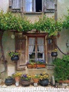 Chaumières | all the beauty things...