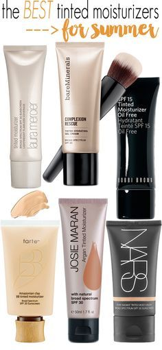 Summer Makeup Bag Must: Tinted Moisturizer. These are the best tinted moisturize… Summer Makeup Bag Must: Tinted Moisturizer. These are the best tinted moisturizers for summer. They will give even, long-lasting, natural coverage; perfect for summer. Smokey Eye Makeup, Skin Makeup, Makeup Eyeshadow, Beauty Make-up, Beauty Hacks, Beauty Care, Bobbi Brown Moisturizer, Makeup Moisturizer, Nars Tinted Moisturizer Dupe