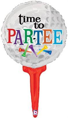 Golfers Unite It's time to Par Tee