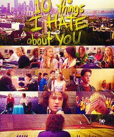 10 things i hate about you - I love this movie wayyyyyy tooooo muuuuuccchhhh.