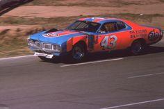 Riverside Raceway NASCAR Winston Western 500 1975 Richard Petty Dodge | eBay