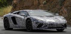 2017 Lamborghini Aventador Facelift