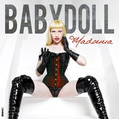 Madonna - Babydoll CD Project Cd Project, Cd Artwork, Madonna, Baby Dolls, Wonder Woman, Superhero, Character, Women, Wonder Women