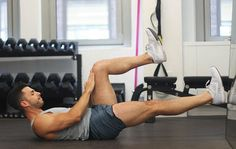 7 Ab Strengthening Moves You Can Perform With Back Pain  http://www.menshealth.com/fitness/best-ab-moves-back-pain?utm_source=pinterest.com