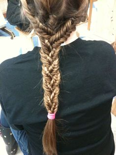 Hair <3 Doing this for Kennedy tomorrow