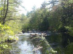 Wildcat Falls, Merrimack NH