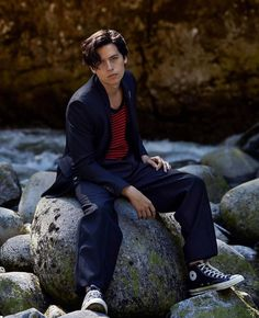 Cole Sprouse photographed by Danielle Levitt for Boys by Girls Issue 13. I can't wait to receive my copy! Looks like there's a TON of nice photos of Cole in it from what they've released so far.