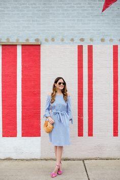 Red Stripe Chicago Mural