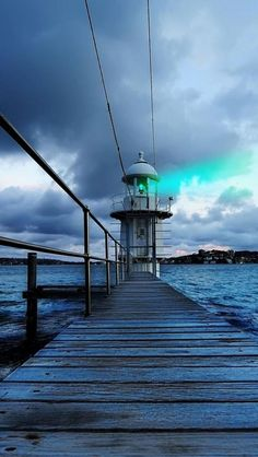 Macquarie Lighthouse ~ Sydney, Australia