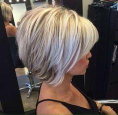 10 glänzende blonde Kurzhaarfrisuren, die Du unbedingt sehen solltest! - Neue Frisur
