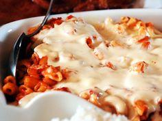 Macaroni op z´n Hollands. Pasta in de polder.
