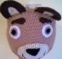 Sono felice di condividere l'ultimo arrivato nel mio negozio #etsy: Cappello orso. handmade unico ed esclusivo! #accessori#cappello#orso#bambino#crochet#handmade#crocherdesigns#crocheting#instagram#uncinettocreativo#uncinetto#crochet#handcraft#knitting#instagram#capitanuncinetto1#instacrochet#crochetlove#crochetofinstagram#bebekpatik#crochetlove#fattiamano#instamoda#differenceMakesUs#crafter# http://etsy.me/2yNrXW2