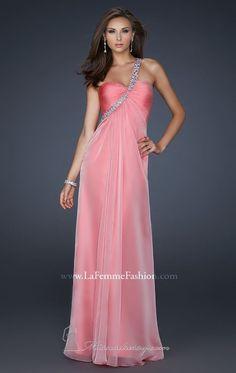 La Femme 17803 Vestido - MissesDressy.com