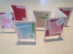 More tri fold cards