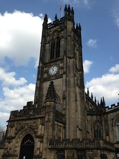 Manchester Cathedral in Manchester