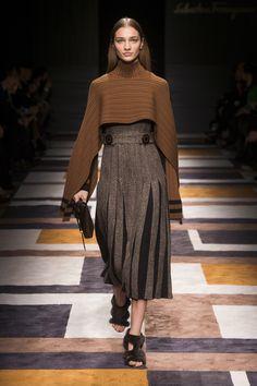 fa187072e514 Salvatore Ferragamo Women s Fall Winter 2015 Runway Collection Fashion Show  Collection