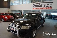 2007, Volkswagen, Voiture, Touareg, Casablanca