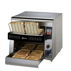 Table Top King star QCS1350  350 SliceHr QCS1 Series Holman Conveyor Toaster *** More info could be found at the image url.  This link participates in Amazon Service LLC Associates Program, a program designed to let participant earn advertising fees by advertising and linking to Amazon.com.