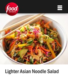 Chopped salad with crumbled feta recipe feta salads and foods 16 pioneer woman recipes you can make in 16 minutes get lighter asian noodle salad recipe from food network forumfinder Choice Image