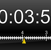 Timers - a website that has a variety of timers to use in a classroom; I particularly like the bar timer (although it's going in the wrong direction) to give kids a sense of a number line