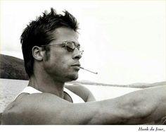 Brad Pitt - need I say more.