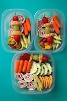 """""""bento"""" lunches"""