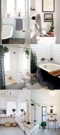 Aménagement petite salle de bain  20 astuces déco stylées Jungle