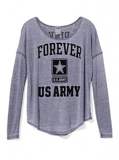 PINK finally has the Army collection back. <3