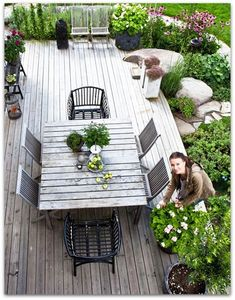 Enjoy Your Outdoor Patio With A Comfortable Patio Chair Outdoor Projects, Garden Projects, Small Gardens, Outdoor Gardens, Landscape Design, Garden Design, Outdoor Rooms, Outdoor Decor, Backyard Patio